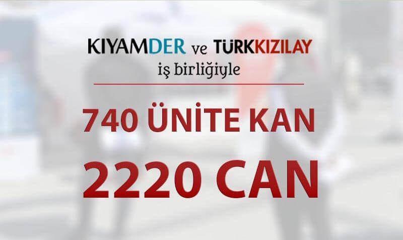 740 ÜNİTE KAN 2220 CAN