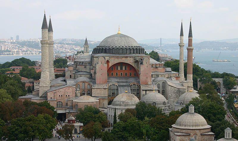 Ayasofya'yı Yeniden Camii Yap