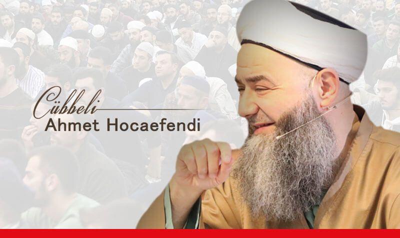 Cübbeli Ahmet Hocaefendi