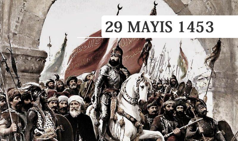 İstanbulun Fethi (567.Yıl)