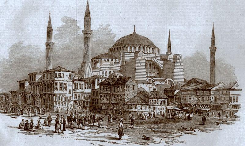 Yeniden Ayasofya Camii